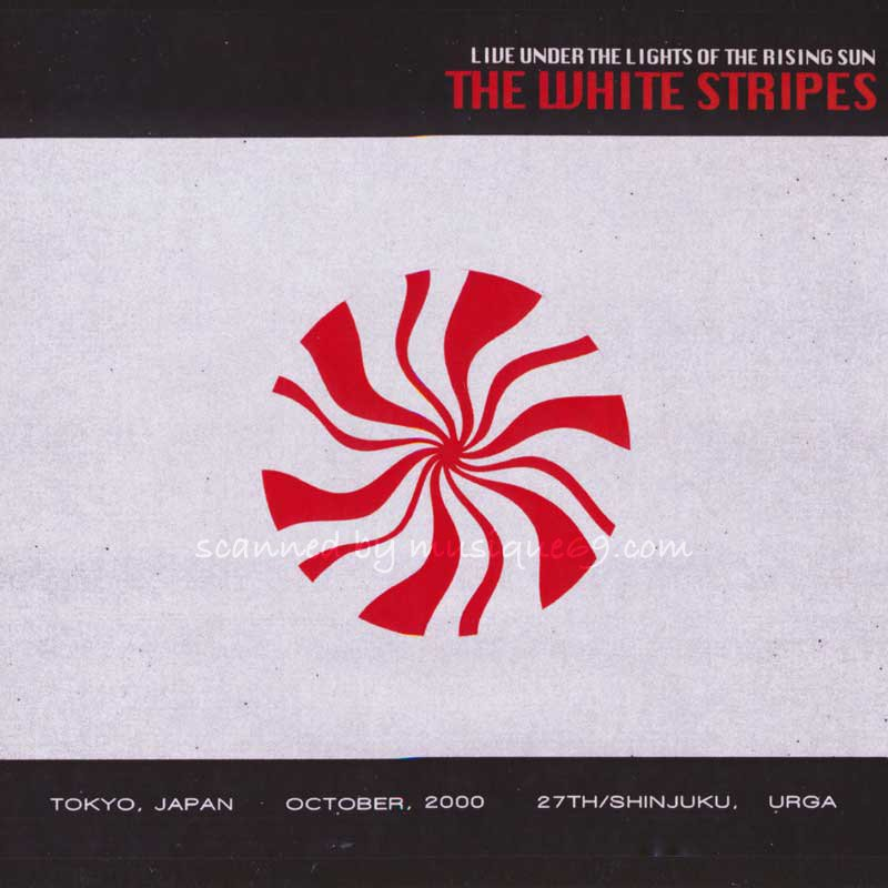 ホワイトストライプス The White Stripes - Live Under the Lights of the Rising Sun: Tokyo, Japan 10/27/2000 (CD)|musique69