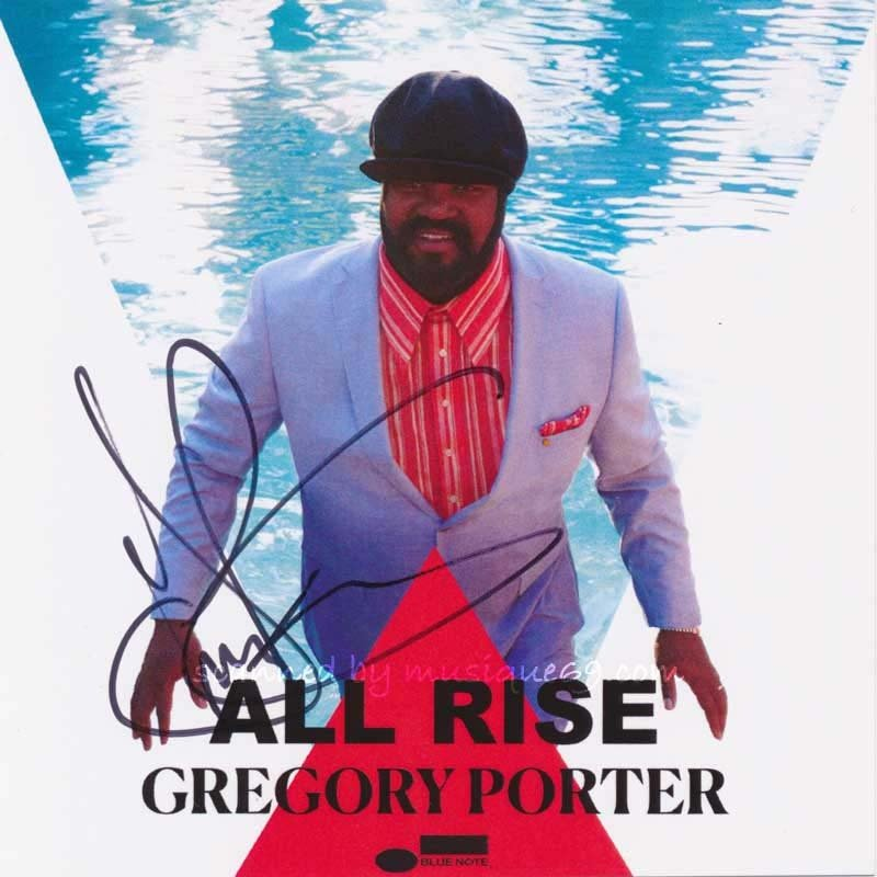 グレゴリーポーター Gregory Porter - All Rise: Exclusive Autographed Deluxe Edition (CD)|musique69