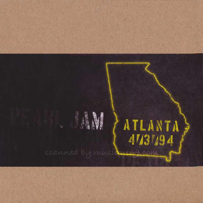 パールジャム Pearl Jam - Vault Series #11: Atlanta 04/03/1994 (CD)|musique69