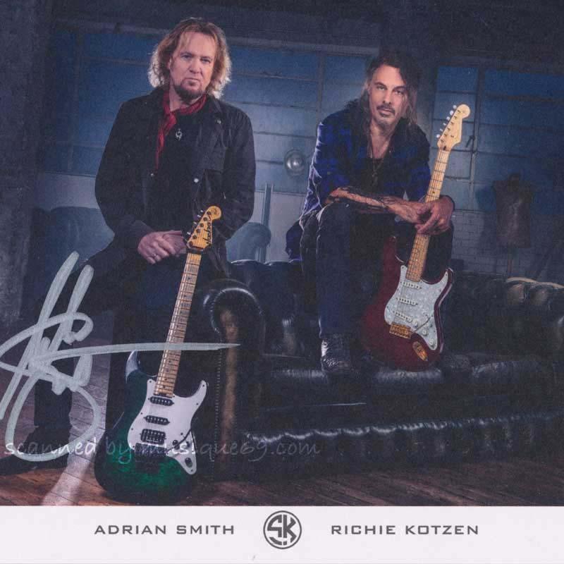 リッチーコッツェン Richie Kotzen (Smith/ Kotzen) - Smith/ Kotzen: Exclusive Autographed Edition (CD)|musique69