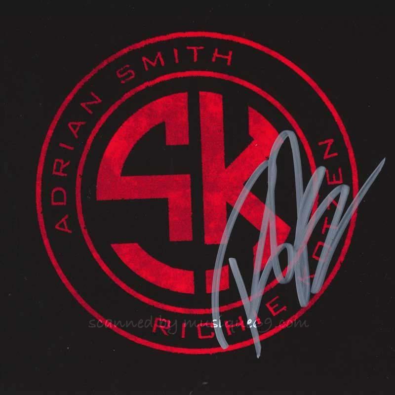 リッチーコッツェン Richie Kotzen (Smith/ Kotzen) - Smith/ Kotzen: Exclusive Autographed Edition (CD)|musique69|02