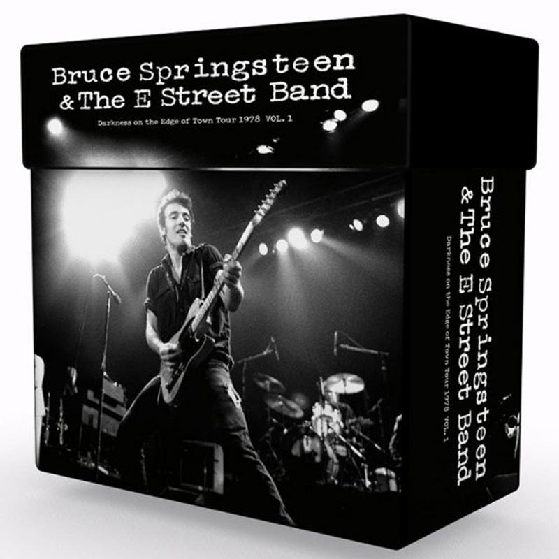 ブルーススプリングスティーン Bruce Springsteen & The E Street Band - Darkness on the Edge of Town Tour 1978 Vol. 1 Box Set (CD)|musique69
