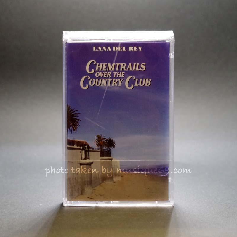 ラナデルレイ Lana Del Rey - Chemtrails Over the Country Club: Exclusive Limited Edition #3 (cassette) musique69