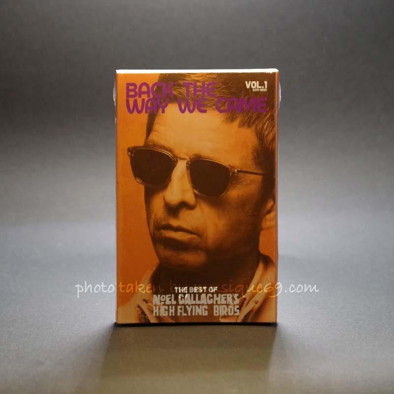 ノエルギャラガー Noel Gallagher's High Flying Birds - Back the Way We Came Vol. 1 (2011-2021): Exclusive Edition (cassette)|musique69