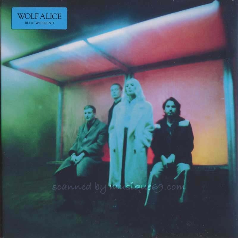 ウルフアリス Wolf Alice - Blue Weekend/ Blue Weekend Live: Exclusive Limited Edition (CD) musique69