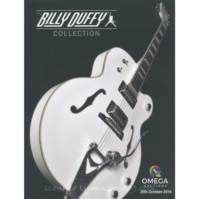 ザ・カルト The Cult (Billy Duffy) - The Billy Duffy 2019 Catalogue|musique69