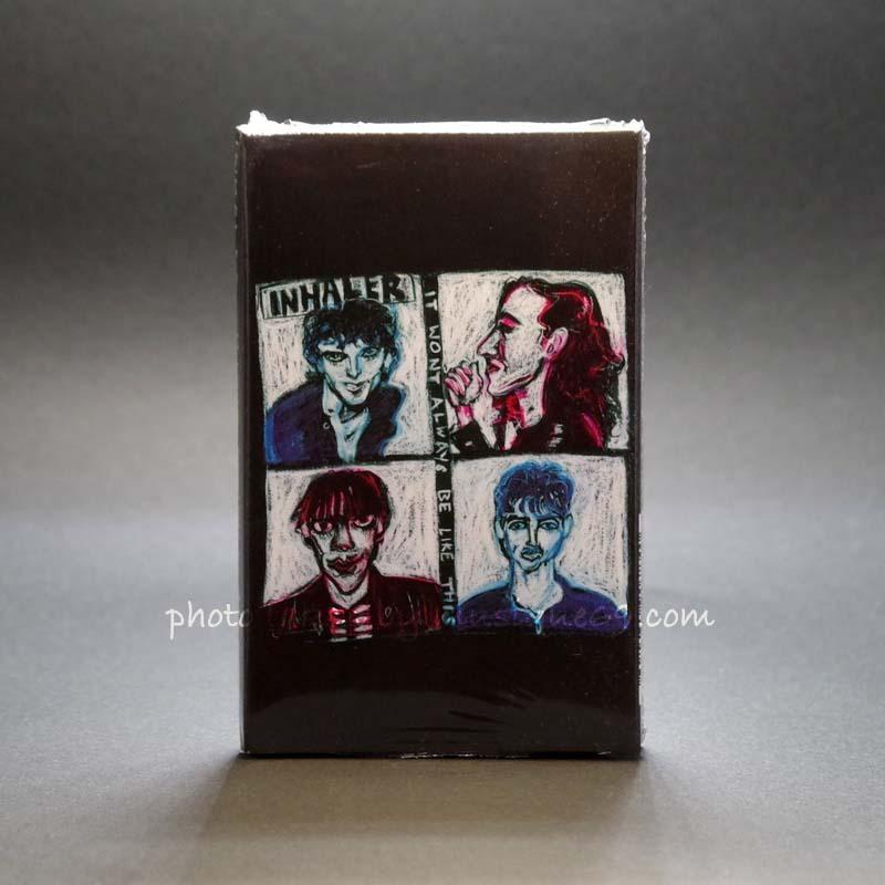 インヘイラー Inhaler - It Won't Always Be Like This: UK/ Ireland Exclusive Noel Fielding Edition (cassette)|musique69