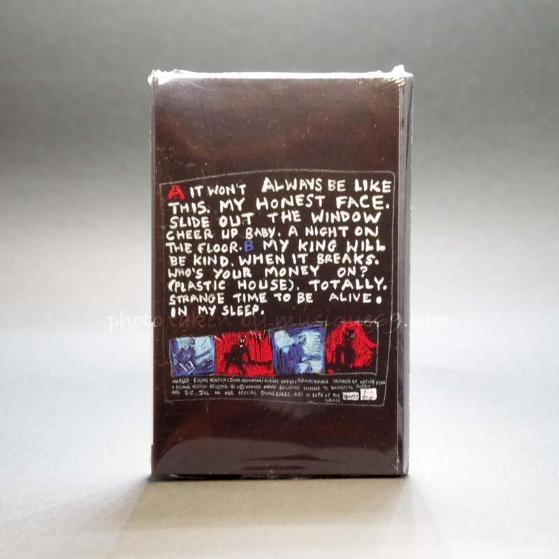 インヘイラー Inhaler - It Won't Always Be Like This: UK/ Ireland Exclusive Noel Fielding Edition (cassette)|musique69|02