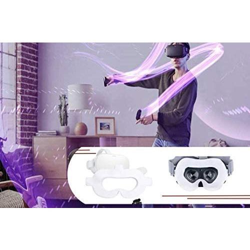 T&B Oculus Quest/Oculus Rift VR体験用 衛生布 アイマスク VR MASK (100枚) (100枚) musubi-syop 06