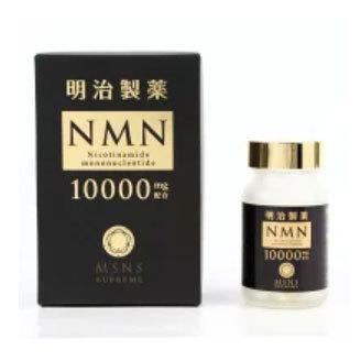 明治製薬 NMN 10000 Supreme 60粒「日本製」