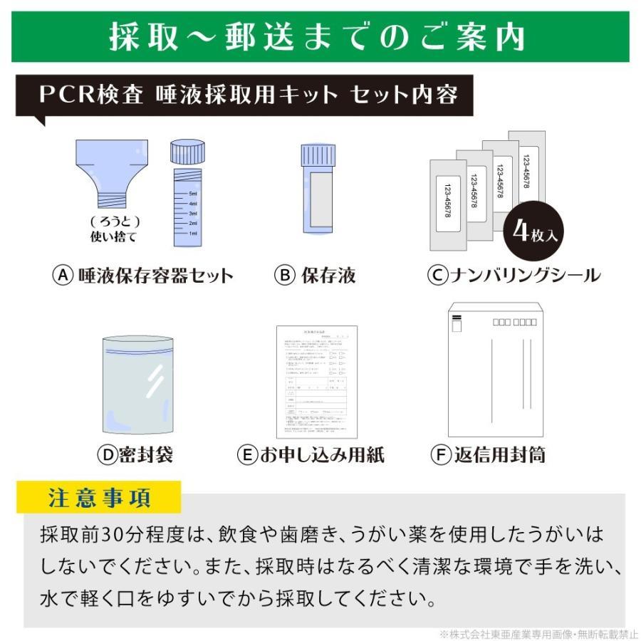 新型コロナウイルス PCR検査 唾液採取用検査キット|my-style|02