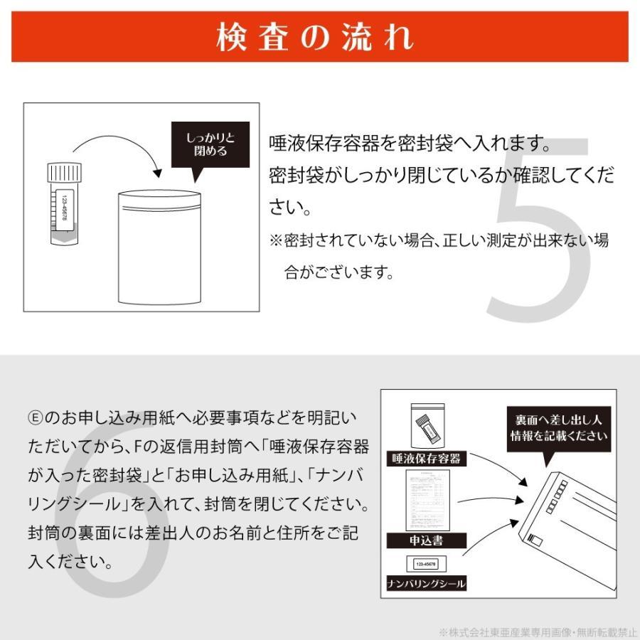 新型コロナウイルス PCR検査 唾液採取用検査キット|my-style|05