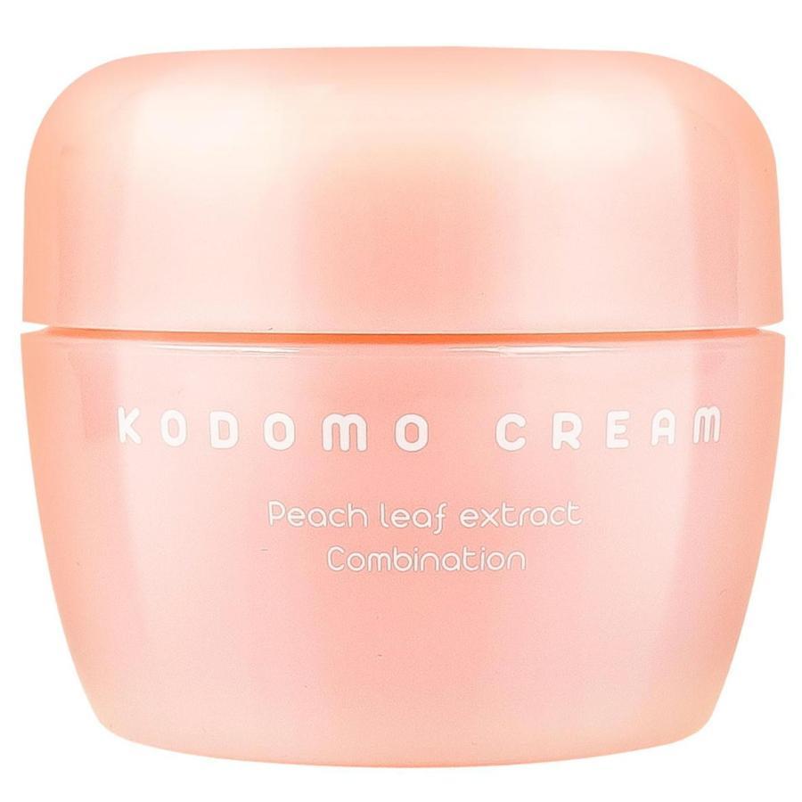 桃の葉KODOMOクリーム 120g|mybaby-mylove|03