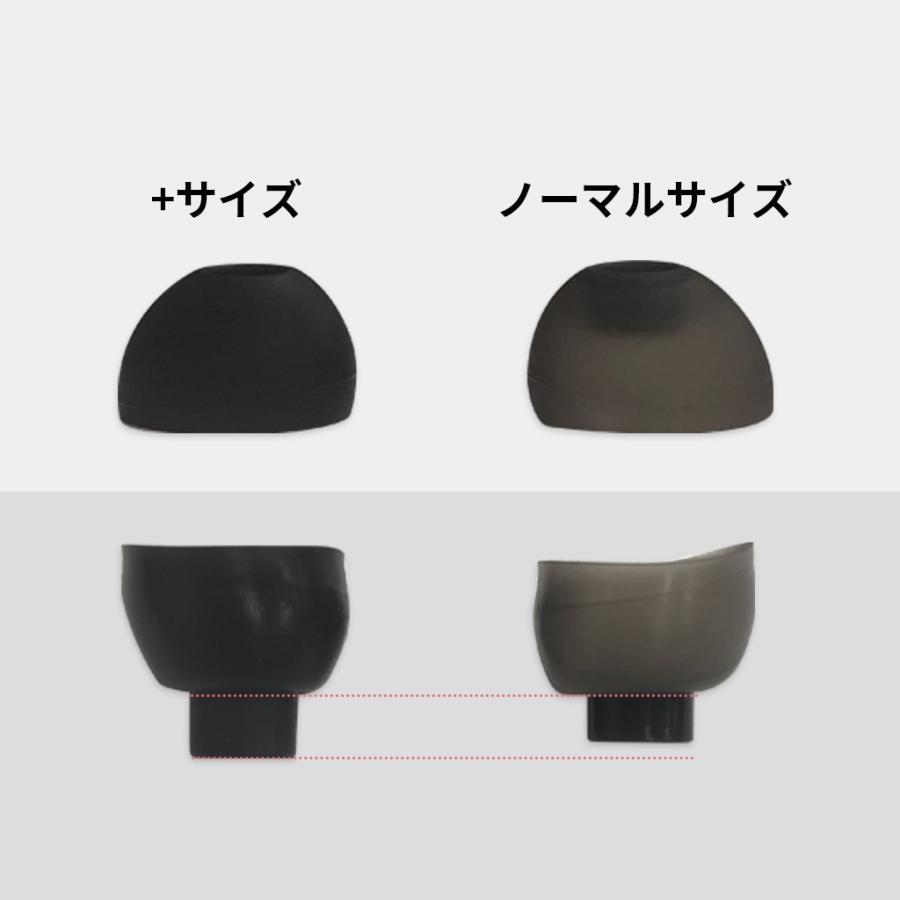 Padmate 完全ワイヤレスイヤホン Pamu Slide (パムスライド) Qualcomm社のQCC3020搭載 10時間再生 IPX6防水 スポーツに最適 Bluetooth 5.0 AAC aptX|mycaseshop|14