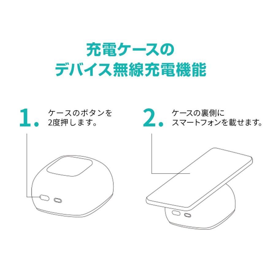 Padmate 完全ワイヤレスイヤホン Pamu Slide (パムスライド) Qualcomm社のQCC3020搭載 10時間再生 IPX6防水 スポーツに最適 Bluetooth 5.0 AAC aptX|mycaseshop|19