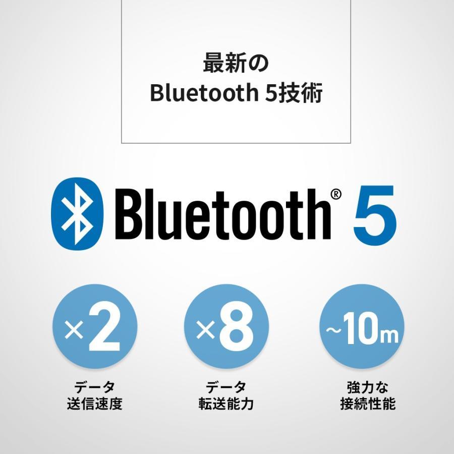 Padmate 完全 ワイヤレスイヤホン Pamu Mini (パムミニ) Qualcomm 10時間再生 IPX6防水 耳から落ちない設計 スポーツに最適 Bluetooth 5.0 AAC aptX|mycaseshop|09
