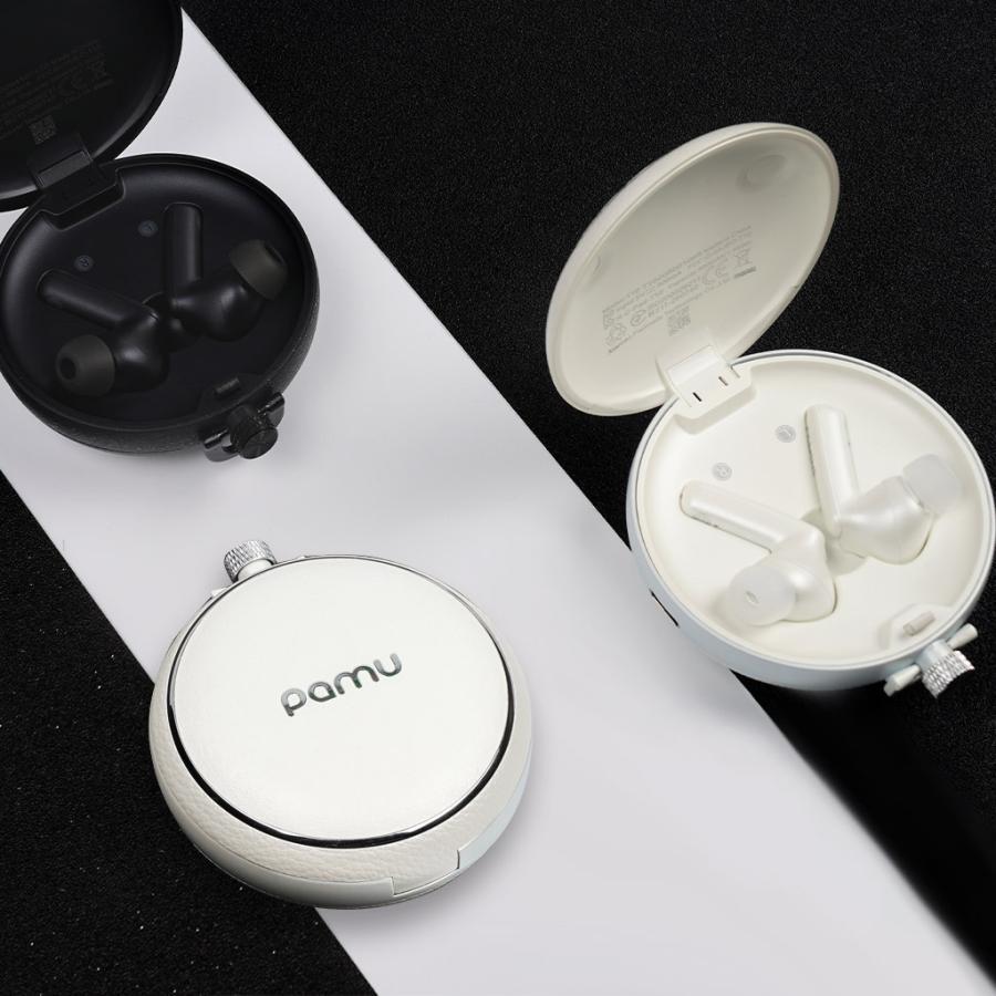 Padmate ノイズキャンセリング 完全ワイヤレスイヤホン PaMu Quiet [ Bluetooth 5.0 IPX4防水 cVc8.0 aptX AAC 対応 ] PM20297 mycaseshop 21
