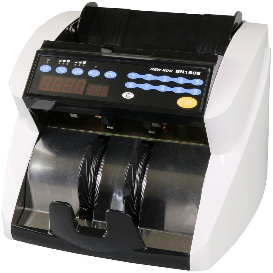 ニューコン工業 紙幣計数機 BN180E 1台