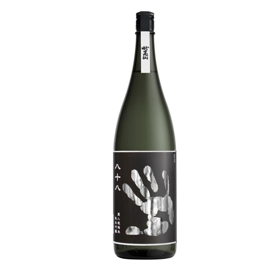 蔵人栽培米 純米吟醸 妙高山 ‐八十八‐ 1800ml|myoko-shuzo