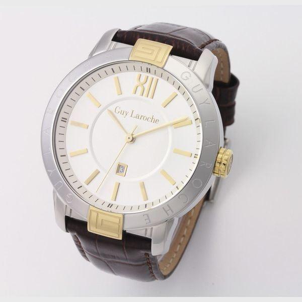 【★超目玉】 Guy Laroche(ギラロッシュ) 腕時計 G3005-02, サオリチョウ eafd5a60