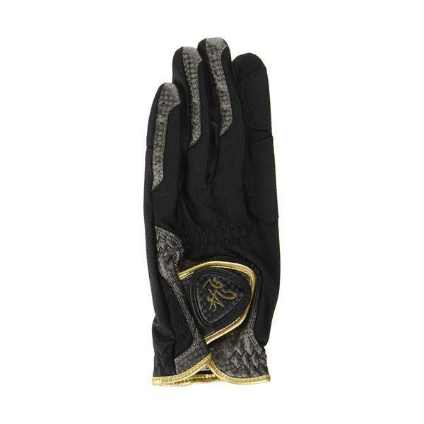 国産品 10個セット TOBIEMON R&A公認グローブ 左手着用 右利き用 黒 Sサイズ TBGV-BSX10, カツラムラ 0e7cf89e