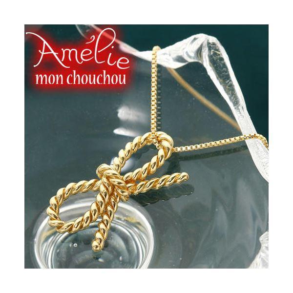 本店は AmelieAmelie Monchouchou〔リボンシリーズ〕ネックレス, ホソイリムラ:acee7d05 --- airmodconsu.dominiotemporario.com