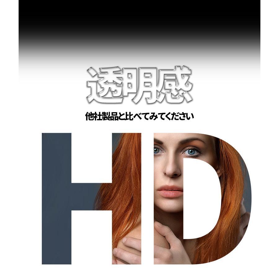 HUAWEI P40 Pro 5G フィルム  スマホ 全面 保護 ファーウェイ P40 プロ ファイブジー 指紋認証 対応 ケースに干渉しない 割れない TPU ウレタンフィルム Flex 3D mywaysmart 10