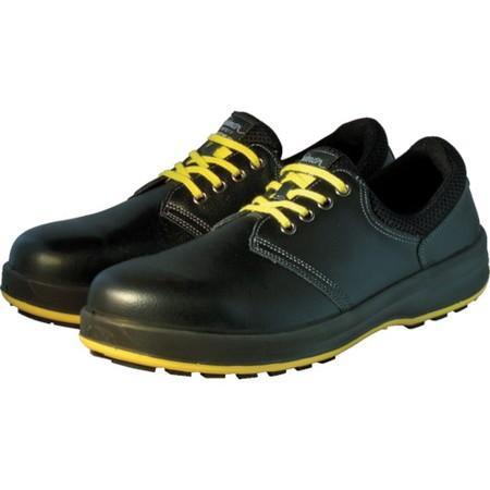 安全靴 短靴 WS11黒静電靴K 30.0cm シモン WS11BKSK30.0-3043