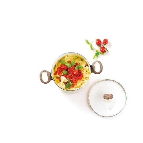 グリーンパン ウッドビー 3点セット エッグパン+フライパン 26cm+キャセロール (ガラス蓋付) IH対応 GREENPAN|n-kitchen|03
