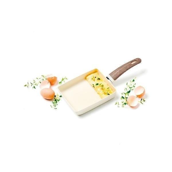 グリーンパン ウッドビー 3点セット エッグパン+フライパン 26cm+キャセロール (ガラス蓋付) IH対応 GREENPAN|n-kitchen|05