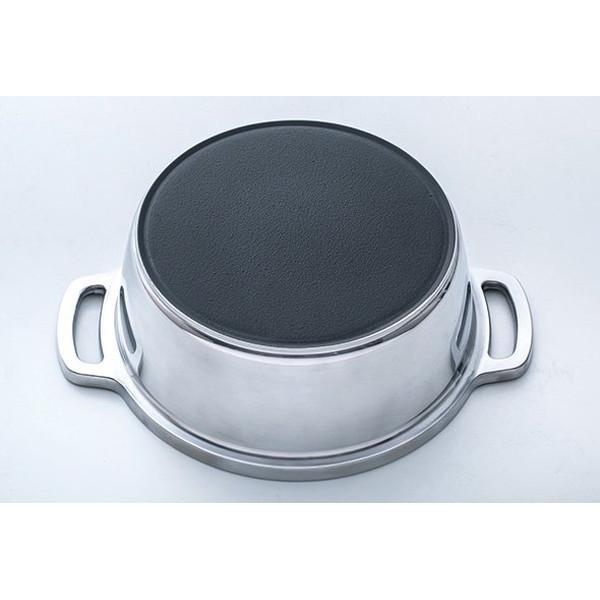 HALムスイ KING 無水鍋(R) 18cm IH対応 n-kitchen 03