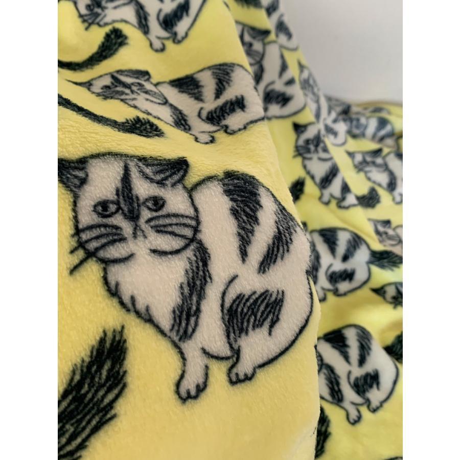 ブランケット Warm Blanket Cat 松尾ミユキ|n-marche|03
