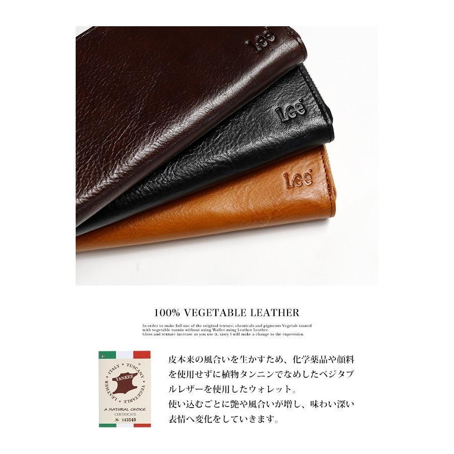 8b3997487fe7 宅配便送料無料 Lee リー レザー長財布 本革 財布 メンズ ウォレット :g ...