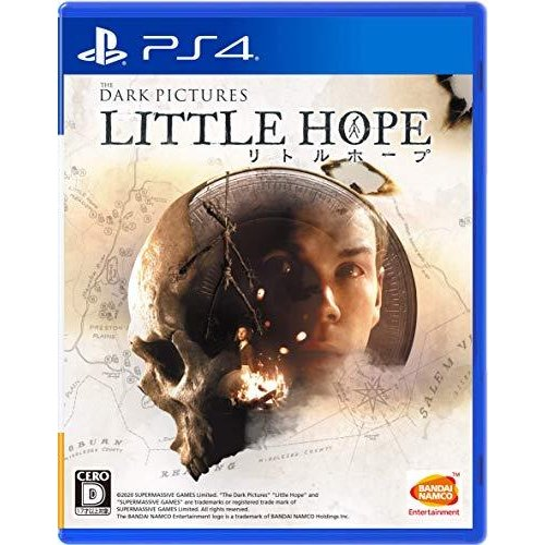 【PS4】THE DARK PICTURES LITTLE HOPE n-price