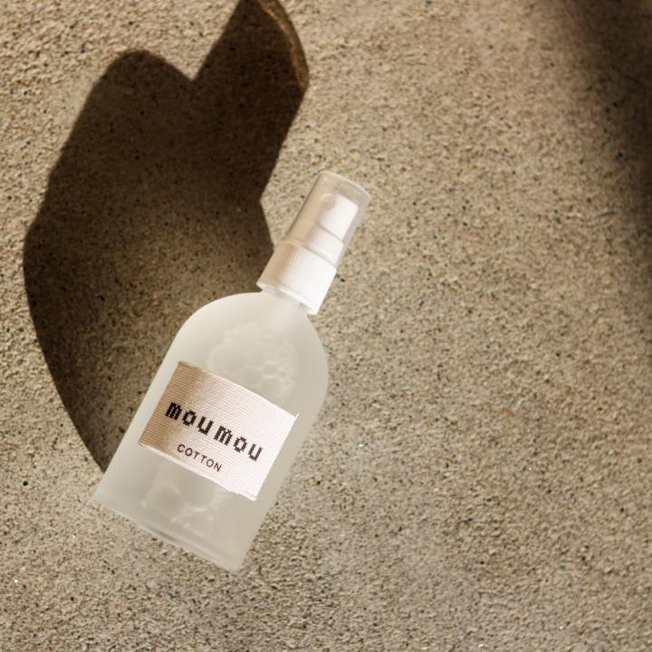 ( mou mou ピローミスト ) ムームー リネン コットン シルク ルームミスト 爽やか クローゼット 香り シンプル n-raffine 02
