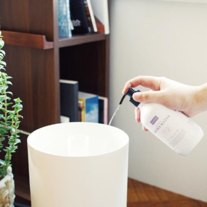 ( 抗菌 抗ウイルス アロマウォーター ) キシマ グリーンティーラボ 消臭 加湿器 花粉症 花粉 カテキン 除菌 細菌 アロマ 癒し|n-raffine|05
