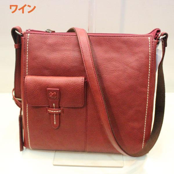 牛革ショルダーバッグ 日本製 LIME 来夢 n-shopping 03