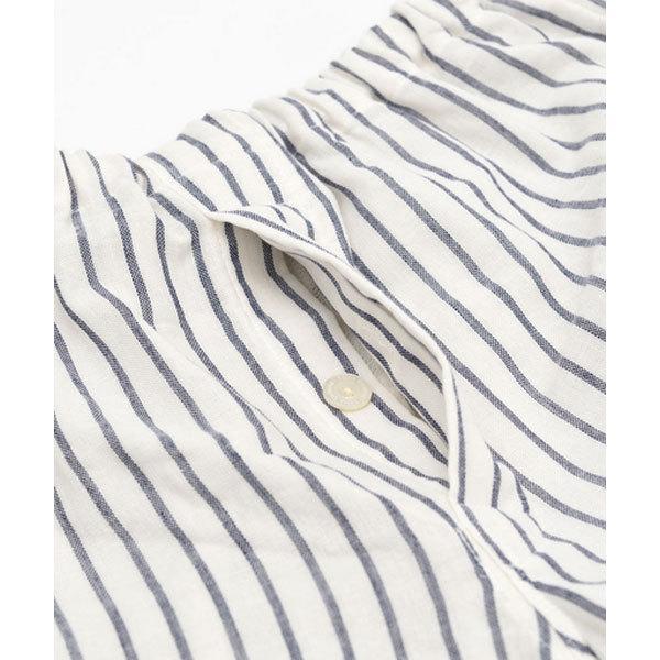 パジャマ メンズ 長袖 ワコール 睡眠科学 二重ガーゼ M・L 前開きタイプ|n-shopping|05
