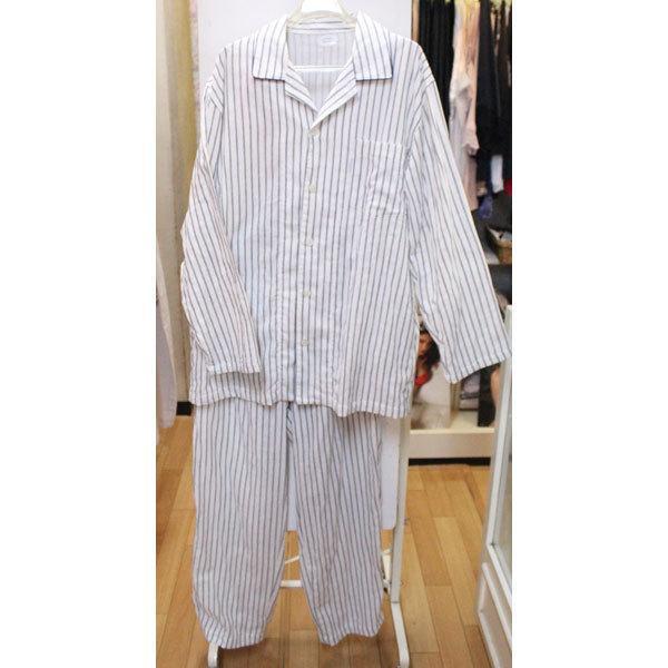 パジャマ メンズ 長袖 ワコール 睡眠科学 二重ガーゼ M・L 前開きタイプ|n-shopping|08
