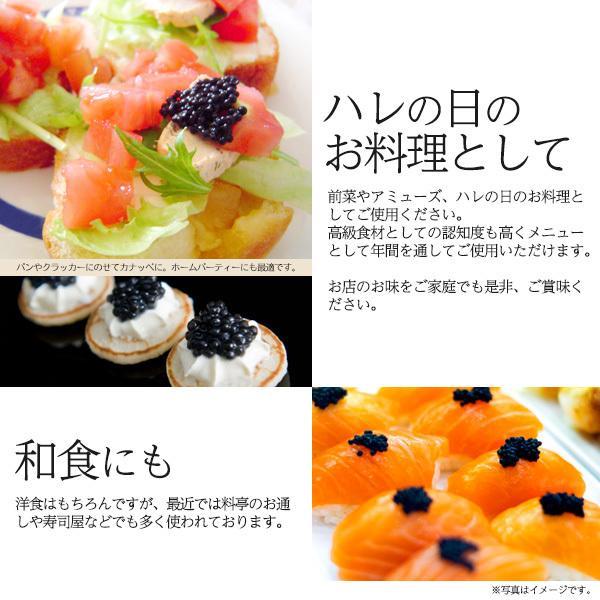 キャビア 20g ハイブリッドキャビア チョウザメ AKI(アキ)|n-style|03