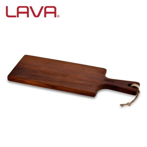 LAVA カッティング サービングボード 16×46cm 木製 (イロコ材) LV294I ラヴァ n-tools