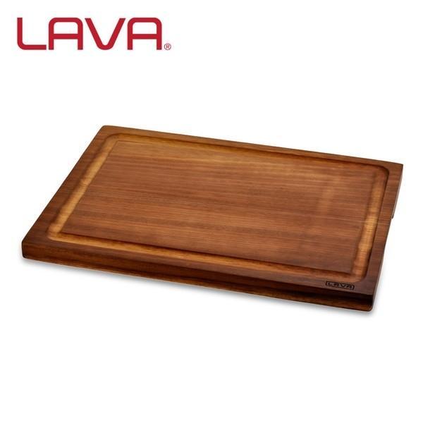 LAVA カッティング サービングボード 34×46cm 木製 (イロコ材) LV295I ラヴァ|n-tools