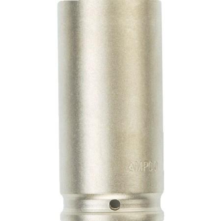 新しいスタイル 防爆インパクトディープソケット 差込み12.7mm 対辺10mm Ampco AMCDWI12D10MM-1269, Foot&Rain デポ 593b49f4