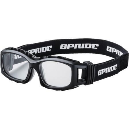 EYE-GLOVE 二眼型セーフティゴーグル ブラック (度ナシレンズ) GP94MBK