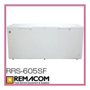 代引き不可■送料無料■ レマコム 三温度帯冷凍ストッカー 605L RRS-605SF 冷蔵・チルド・冷凍調整型 急速冷凍機能付
