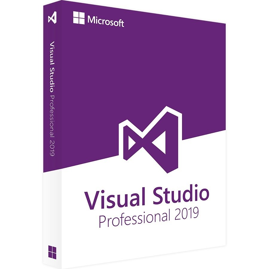 Microsoft Visual Studio Professional 2019日本語 1pc [ダウンロード版]永続ライセンス|nadeshiko001