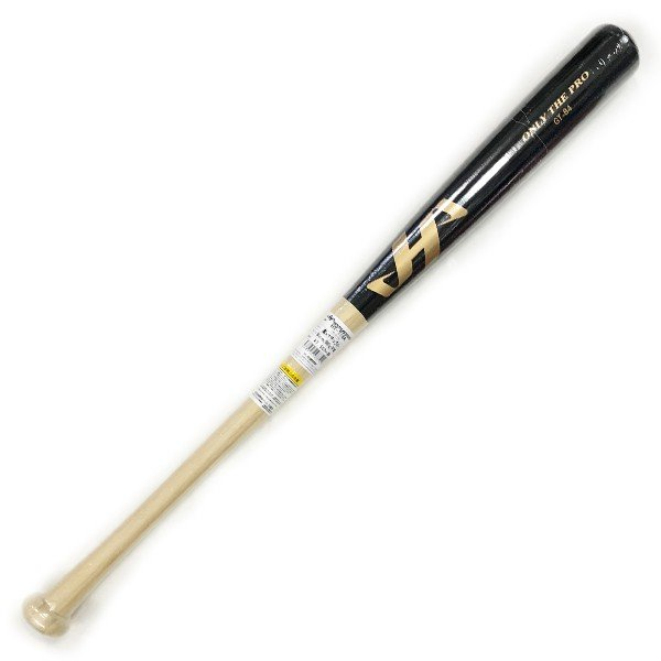 ハタケヤマ 84cm900g平均 限定竹バンブートレーニングバット 硬式軟式ソフトボール実打可能 HT-T18A(黒×ナチュラル) 限定生産モデル