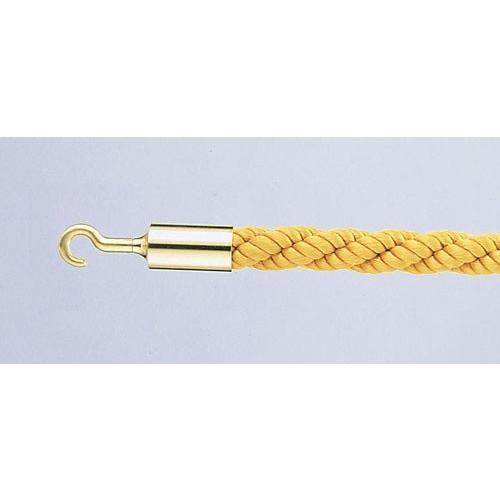 パーティションロープ Aタイプ 30B イエロー(運賃別途お見積り)(メーカー直送 代引き不可)