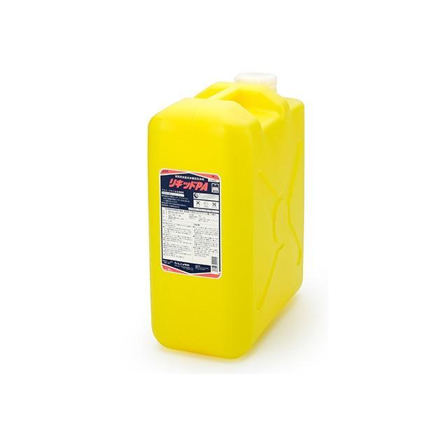 業務用洗剤 食器洗浄機用洗剤 アルミ対応 ニイタカ リキッドPA 25KX2本 アルカリ性洗剤