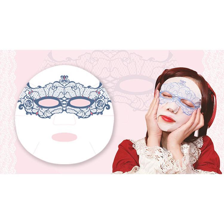 MISAKO AOKI 青木美沙子 フェイスパック LOLITA FACIAL SHEET MASK 10枚入り BOX シートマスク アートマスク 日本製(SSPI) cp1000【SIB】 nailcol 06